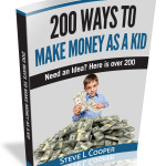 How To Make Money As A Kid Ages 15 To 18