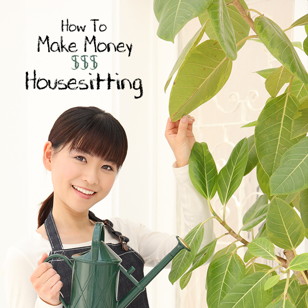 House sitting easy way to make money for kids for Money to build a house