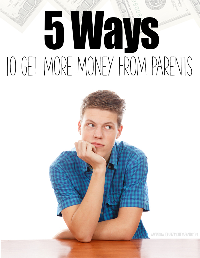 How To Get Fast Money As A Kid